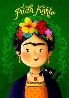 Poster Fridoca do Studio Tamilustras por R$45,00