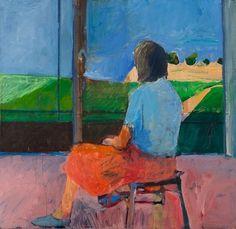 diebenkorn+paintings | diebenkorn via tumblr diebenkorn via tumblr diebenkorn 1958 via tumblr