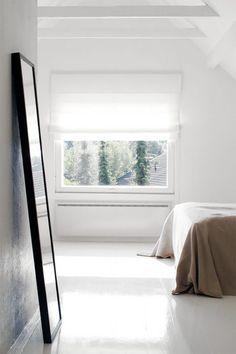 quarto espelho minimalismo blog da arquitetura