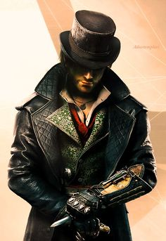 assassins creed syndicate - jacob frye