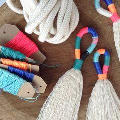 DIY Tassel Making Kit. Make your own by LostPropertyHongKong