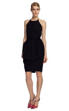 Comprar Vestido de algodón con corte mariposa en la espalda Sea Island Sophie Theallet en Moda Operandi