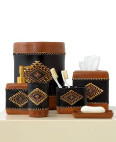 Avanti Bath Accessories, Mojave Collection - Bathroom Accessories - Bed & Bath - Macy's