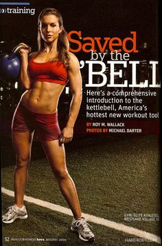 93df601b0cd A super fat burning workout. Kettlebell workouts offer fitness goals of  weight loss and building