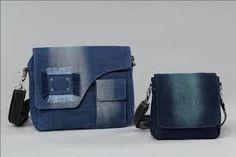 Image result for denim handbags