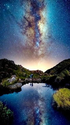 Beautiful Photos Of Nature, Beautiful Moon, Nature Photos, Beautiful Places, Beautiful Pictures, Moon Pictures, Anime Scenery Wallpaper, Gods Creation, Star Sky