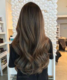 Brown Hair Balayage, Hair Highlights, Pinterest Hair, Aesthetic Hair, Light Hair, Brown Hair Colors, Brunette Hair, Gorgeous Hair, Hair Looks