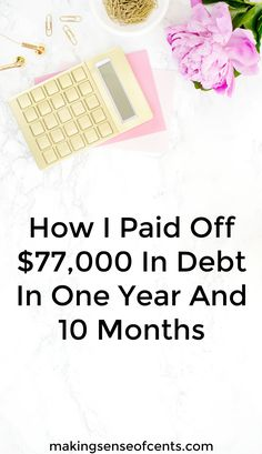 Here is how Kelley paid off $77,000 in debt in around 22 months. Her story is great and shows exactly how learning more about money management is so important.