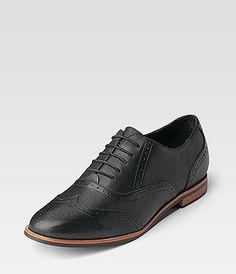 Drievholt Dandy shoes black leather