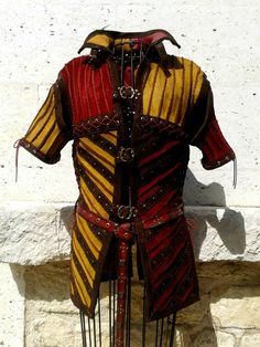10590684_693007460785933_8517496423285669600_n Larp Armor, Fantasy Costumes, Medieval, Clothing, Ideas, Knight, Outfits, Mid Century, Outfit Posts