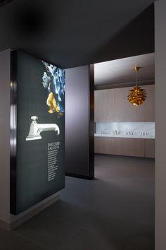 Kallista Dubai Showroom Designed By Harvey Langston Jones Http Www