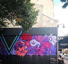Nerone & Lecoktail at Le Mur Oberkampf, Paris, 2017