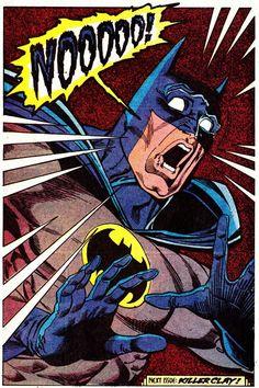 DETECTIVE COMICS #605 (Oct. 1989) Norm Breyfogle (pencils), Steve Mitchell (inks) & Adrienne Roy Todd Klein (letterer)