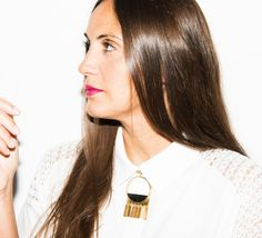 Jenny Bird and Far + Wide Collective Launch Jewelry Photos | W Magazine