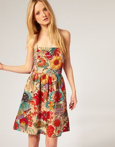 French Connection Vintage Paisley  $173.92  {so excited for Summer}