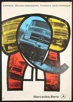 COOL Mercedes-Benz poster :D