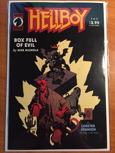 Hellboy Box Full of Evil #1 - August 1999 - Dark Horse