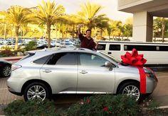 Congratulations Michael W.! Driving to success with your #Ldara Luxury Car Bonus! #ldarabonus #creatinghappiness