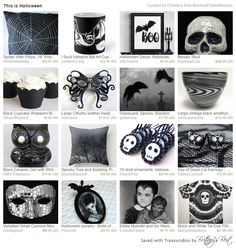 I just put together some nice Halloween items from some great shops in Etsy. Check them out! https://www.etsy.com/treasury/NjIyMjgyM3wyNzI1MzA3NDEx/this-is-halloween