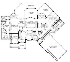 1000 Images About House Plans Kp On Pinterest European