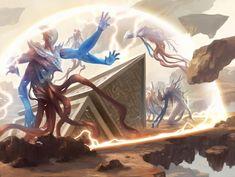 Quarantine Field - Battle for Zendikar MtG Art