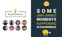 Let's capture some unplanned original moments and make fun of unexpected joy. About DigiNimbus:- DigiNimbus creates impressions that are long-lasting highly . Funny Moments, Digital Marketing, Joy, In This Moment, Let It Be, Shit Happens, The Originals, How To Make, Glee