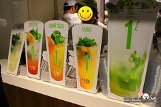 판교현대백화점식품관 모히토바 : 네이버 블로그