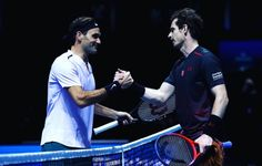 Roger Federer vs Andy Murray - Match caritatif - Glasgow - Novembre 2017