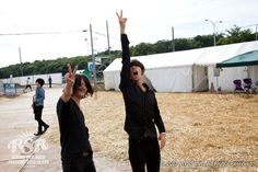 [Champagne]川上洋平・磯部寛之・白井眞輝2012/8/10「RISING SUN ROCK FESTIVAL2012inEZO」@石狩湾新港樽川ふ頭横特設ステージ