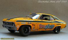 Revell- Chevrolet Nova SS 1969