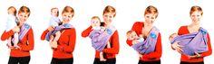 BabaSlings Ltd – Baby Sling Instructions