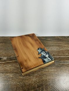 Hey, I found this really awesome Etsy listing at https://www.etsy.com/ca/listing/460277028/western-cowboy-wood-journal