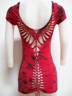 GRANDES Juniors / camisa para mujer corte por SolAuraDesigns
