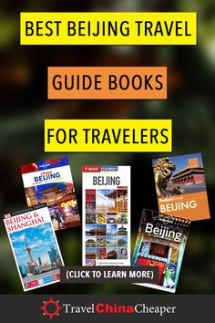 What is the best Beijing travel guide book? If you're making plans to visit B. China Travel Guide, Asia Travel, Travel Tips, Moving To China, Dinners For Kids, Guide Book, Beijing, The Best, Healthy Living