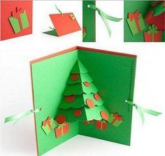 È immaginabile pensare a quanti lavorettie trucchi si possono fare usando un semplice foglio di carta, e qualche altro attrezzo come un paio diforbici.In questo tutorial voglio mostrarvi come creare un bellissimo alberello di Natale di carta, ottima idea per ... Read More