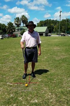 The Stress-free Golf Swing - Golf Swing #GolfSwing