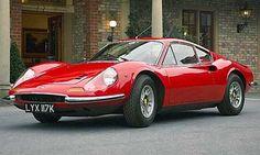 Souvenirs de … 1968  Ferrari Dino