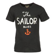 Kindermode Trendy Jongens T-shirt | Bellerose Zomer 2014 | www.kienk.nl online kinderkleding