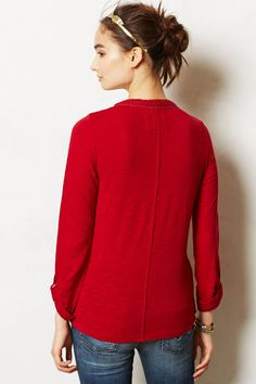 Ansonia Pullover - anthropologie.com