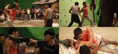 The Monster Chronicles:tiktik Behind the scene action fighting #kicking #Action #SciFi #MonstersDVD