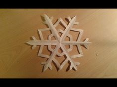 How to Make a Paper Snowflake Kit - Inner Child Fun