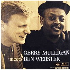 Gerry Mulligan meets Ben Webster, Verve 8343
