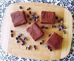 Fudgy Chocolate Yogurt Brownies via cookingalamel
