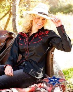 dfda245b03d7 Las 25 mejores imágenes de Ropa vaquera mujer | Ladies western ...