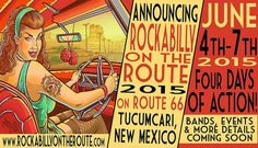 Rockabilly On The Route 66 2015 Festival