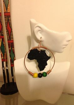 Africa Hooped by ElsHouseOfBamboo on Etsy, $32.00