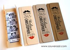 Lips and Mustache photo booth props