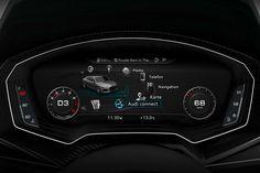 Audi reveals new TT cabin