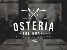 italian restaurant logo ideas - Google Search
