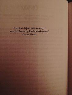 Oscar Wilde kitap alıntısı